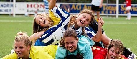 Buurtsport in Bunschoten-Spakenburg moet aantrekkelijker worden voor meiden